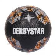 Derbystar voetbal straat zwart