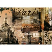 Ravensburger puzzle amintiri din paris, 1000 piese