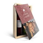 YourSurprise Coffret Vin - Luc Pirlet Sauvignon Blanc et Merlot