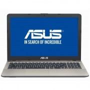 Laptop Asus VivoBook X541UA-GO1372 15.6 inch HD Intel Core i3-7100U 4GB DDR4 1TB HDD Endless OS Chocolate Black