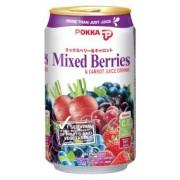 Pokka Mixed Berries 0,3l