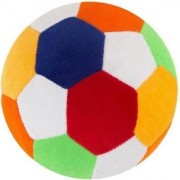 Stuffed Soft Toy Plush Ball (Multi color) - 57 cm
