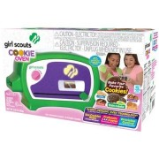 Girl Scouts Cookie Oven The Only Toy Oven That Lets Young Bakers Enjoy The Hands On Fun Of Baking Cookies Inspired By Their Favorite Girl Scout Cookie Flavors
