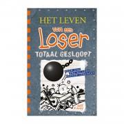Top1Toys Boek Leven Van Een Loser 14 Totaal Gesloopt