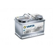 Varta Silver Dynamic AGM 12V 70Ah autó akkumulátor 570901 start-stop jobb+ (+AJÁNDÉK!)