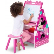 Mimmi Pigg Minnie Mouse aktivitesbord - Disney bord och stol 73350