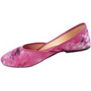 NEXA Royal Collections designer lucky bellies/Flats/Pink/Traditional Jutis For Women(Pink)