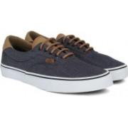 Vans ERA 59 Men Sneakers For Men(Brown, Navy)