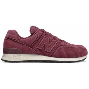 New Balance Heren Sneakers ML574WSD Rood