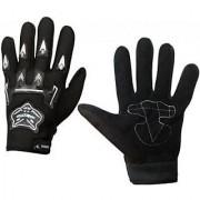 Knighthood Hand Grip for Bike ( Black)