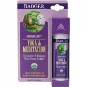 Balsam aromaterapie Yoga si Meditatie x 17g Badger