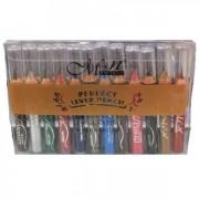 Set 12 Creioane MN diverse culori