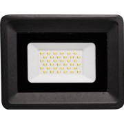 Proiector SMD Slim LED 30W 2550lm 6500K lumina rece negru Novelite 42009