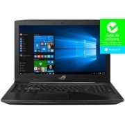 "Laptop Gaming ASUS ROG GL503VM-FY007T (Procesor Intel® Core™ i7-7700HQ (6M Cache, up to 3.80 GHz), 15.6""FHD, 8GB, 1TB HDD @5400RPM, nVidia GeForce GTX1060 @3GB, Wireless AC, Tastatura iluminata, Win10 Home) + Bonus Intel Gaming Bundle ASUS ROG"