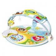Skip Hop Mata edukacyjna Explore & More - mata dla niemowląt, 20 wariantów zabawy,