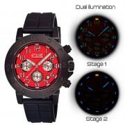 Equipe Tritium Et408 Arciform Mens Watch