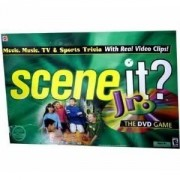 Toy / Game Mattel Scene It Jr. Dvd Game (2.5 X 10.4 X 15.6 Inches ; 2.1 Pounds) Create The Ultimate