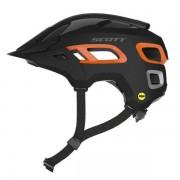 Scott Stego - casco bici - Black/Orange