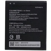 Lenovo Compatible Battery For Lenovo A6000 / 6000 Plus BL242 2300 mAh by clickaway