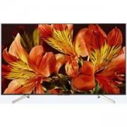 Телевизор Sony KD-55XF8596 55 инча 4K HDR TV BRAVIA Triluminos, Edge LED, Processor X1, Android TV 7.0, XR 1000Hz, Черен, KD55XF8596BAEP