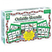Listening Lotto: Outside Sounds
