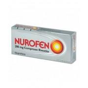Reckitt Benckiser H.(It.) Spa Nurofen Ibuprofene 200mg 12 Compresse Rivestite