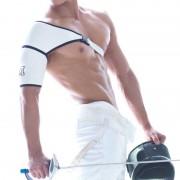 MIIW Hombro One Shoulder Harness Sportswear White