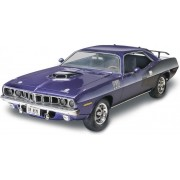 Revell Modelbouwset Plymouth Hemi Cuda 1:24 Paars 70-delig