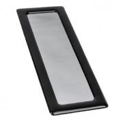 Filtru de praf DEMCiflex Rear (Small) Black/Black pentru carcasa Fractal Design R5