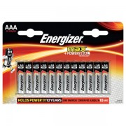 Energizer Max+ Power - ministilo - AAA - E300103700 (conf.12) - 383152 - Energizer