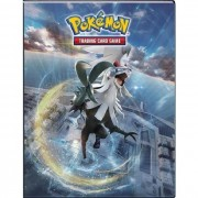 Pokemon - Soleil Et Lune 4 - Cahier Range-Cartes Pokémon Soleil Et Lune 4 - Rangement 80 Cartes - Sl04