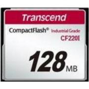 Card Memorie Transcend Industrial CF UDMA5 128MB