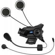 Sena 10C Pro Sistema de comunicación Bluetooth y cámara de acción Negro un tamaño