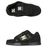 Dc Shoes Mens Stag Sp Black Military Camo