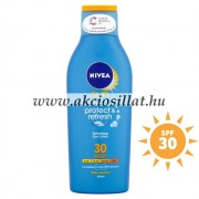 Nivea Sun Protect & Refresh naptej SPF 30 200ml