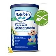 Alivit infusão sonos tranquilos 150g - Nutriben