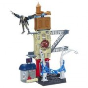 Set Jucarii Spiderman Web City Vulture Attack Playset