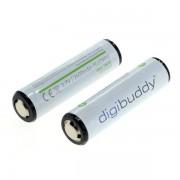 2x Batterie pour EagleTac T10L