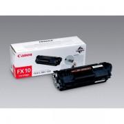 Canon Originale Fax L 100 Toner (FX-10 / 0263 B 002) nero, 2,000 pagine, 2.54 cent per pagina - sostituito Toner FX10 / 0263B002 per Fax L100