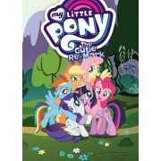 My Little Pony: The Cutie Re-Mark, Paperback