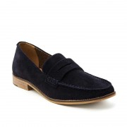 Croft Luca Shoes Midnight Suede FLP687