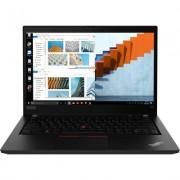 "Лаптоп Lenovo ThinkPad T495 - 14"" FHD IPS, AMD Ryzen 5 PRO 3500U"