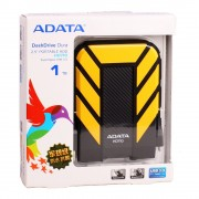ADATA HD AHD710-1TU3-CYL EXTERNO HD710 1TB 3.0 AMARILLO (A PRUEBA DE GOLPES Y AGUA)