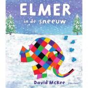 Elmer: Elmer in de sneeuw - David McKee