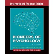 Fancher, Raymond E. - Pioneers of Psychology: Not for Sale in the United States or Canada - Preis vom 26.02.2020 06:02:12 h