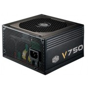 Sursa CoolerMaster V750 v2, 750W, 120mm, Full Modulara (Negru)