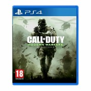 Call of Duty Modern Warfare Remastered Standalone PS4
