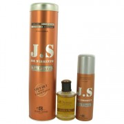 Joe Sorrento The Flasher Eau De Parfum Spray 3.3 oz / 97.6 mL + Body Spray 6.7 oz / 198.14 mL Gift Set Men's Fragrances 538776