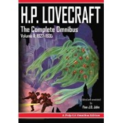 H.P. Lovecraft, the Complete Omnibus Collection, Volume II: 1927-1935/Howard Phillips Lovecraft