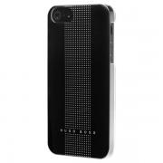Husa iPhone 5S iPhone 5 iPhone SE Capac Spate HUGO BOSS Dots Neagra